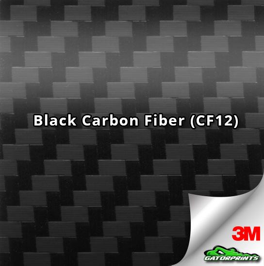 Black Carbon Fiber (CF12)