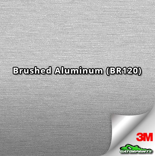 Brushed Aluminum (BR120)