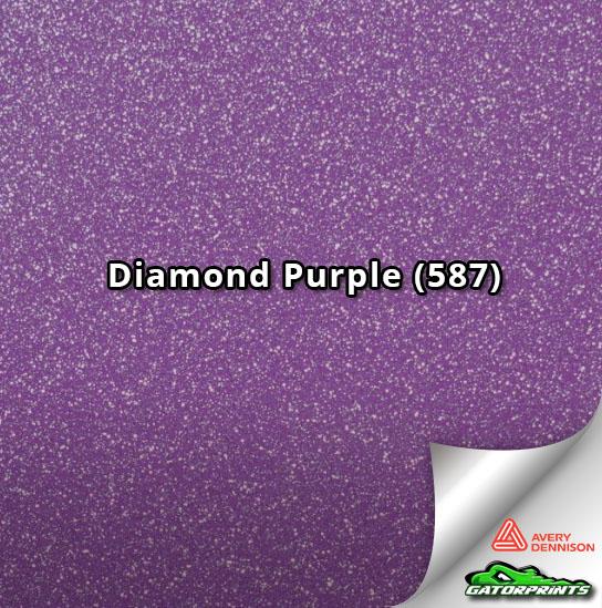Diamond Purple (587)