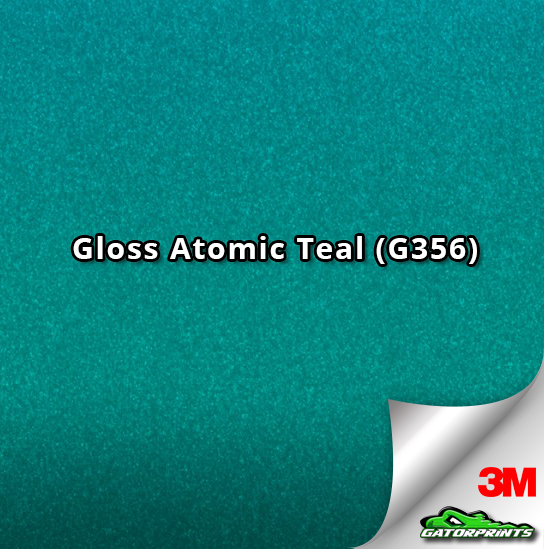 Gloss Atomic Teal (G356)