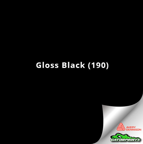 Gloss Black (190)