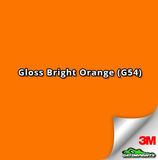 Gloss Bright Orange (G54)