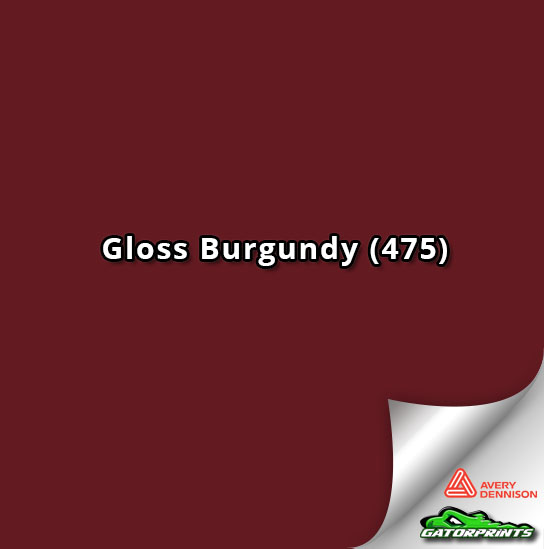 Gloss Burgundy (475)