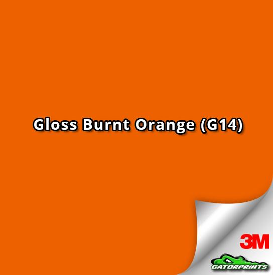 Gloss Burnt Orange (G14)