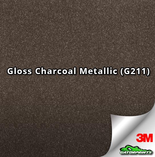 Gloss Charcoal Metallic (G211)