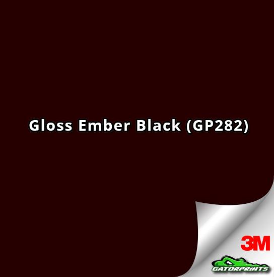 Gloss Ember Black (GP282)