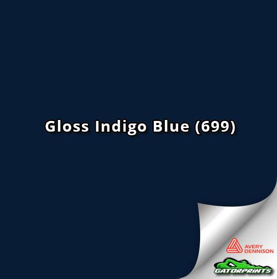 Gloss Indigo Blue (699)