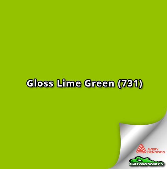 Gloss Lime Green (731)