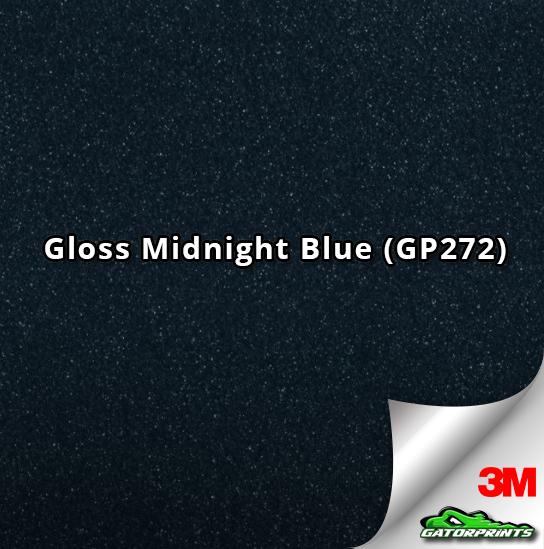 Gloss Midnight Blue (GP272)