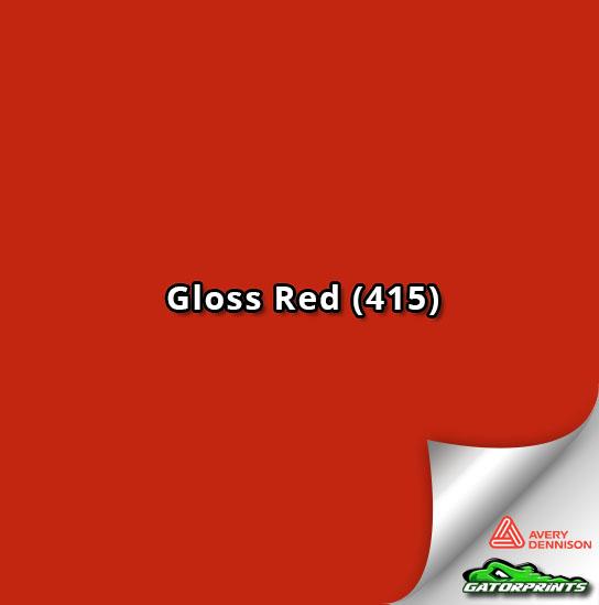 Gloss Red (415)