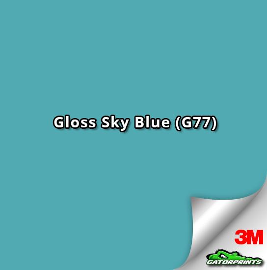 Gloss Sky Blue (G77)