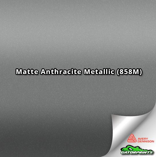 Matte Anthracite Metallic (858M)