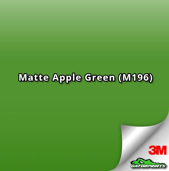 Matte Apple Green (M196)