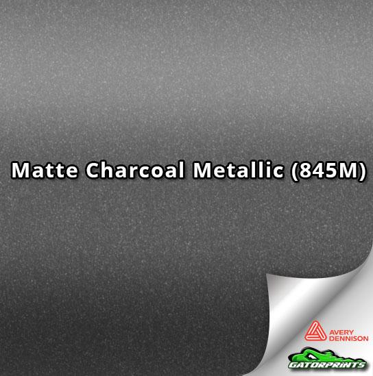 Matte Charcoal Metallic (845M)