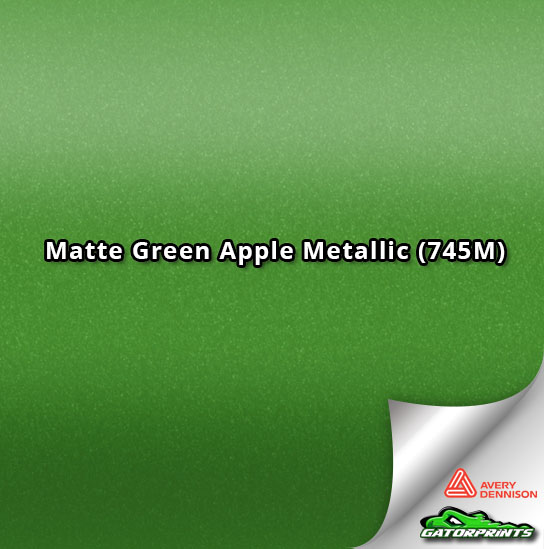 Matte Green Apple Metallic (745M)