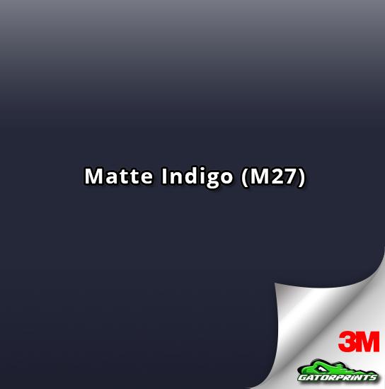 Matte Indigo (M27)