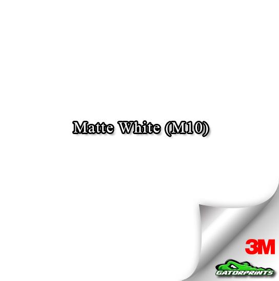 Matte White (M10)