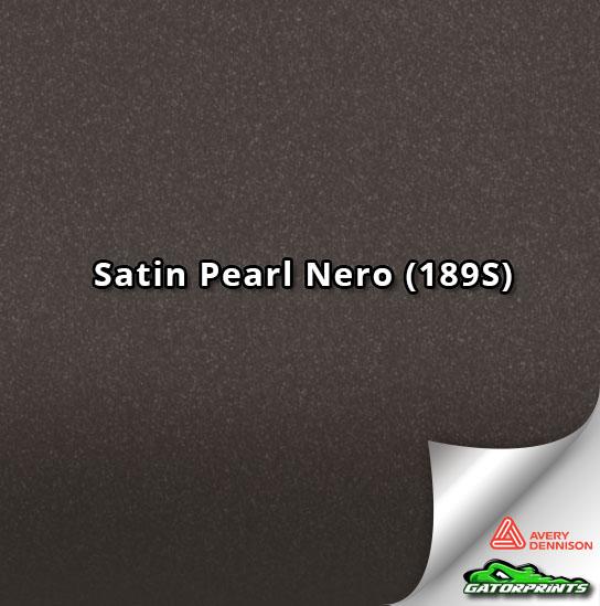 Satin Pearl Nero (189S)