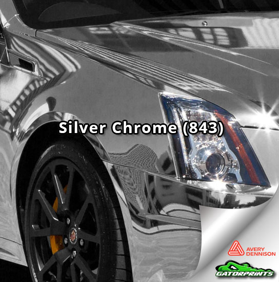Silver Chrome (843)