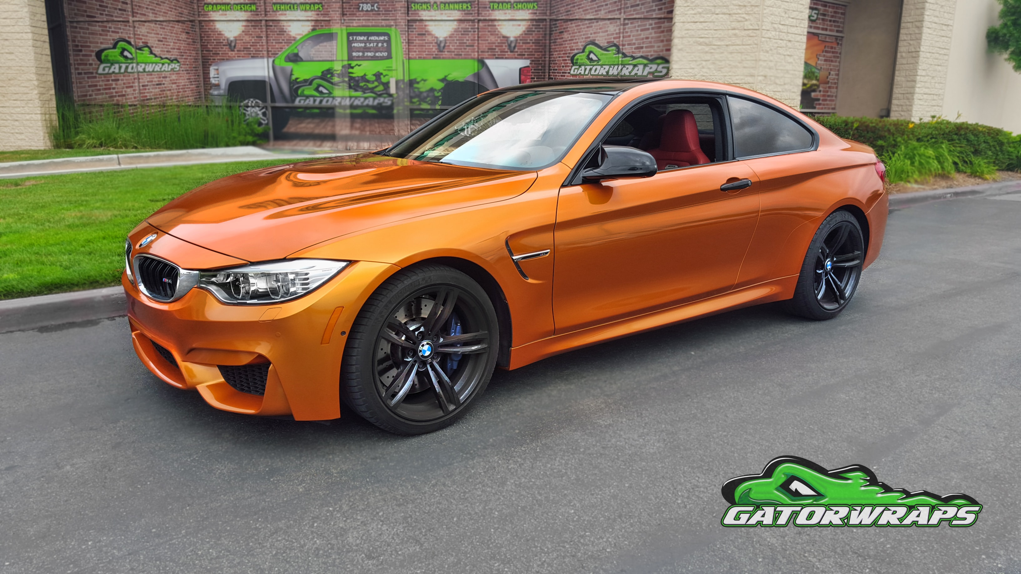 60 Quot 3m 1080 Gloss Liquid Copper G344 Vinyl Wrap